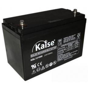 Bateria AGM 12v 100Ah Kaise