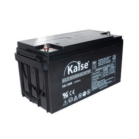 Bateria Solar Kaise 65Ah