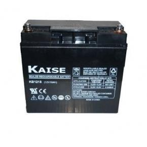 Bateria Kaise AGM  18Ah Libre Mantenimiento