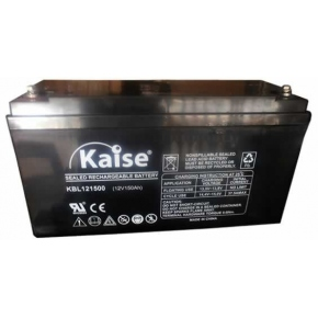 Bateria Kaise AGM 150Ah Libre Mantenimiento