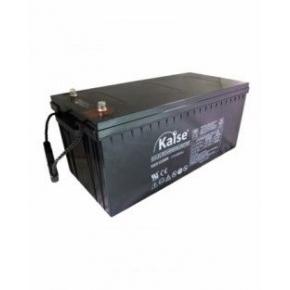 Bateria Kaise AGM 200Ah Libre Mantenimiento