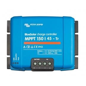 CONTROLADOR MPPT Blue Solar 150/45-Tr (12/24/36/48v-45A)
