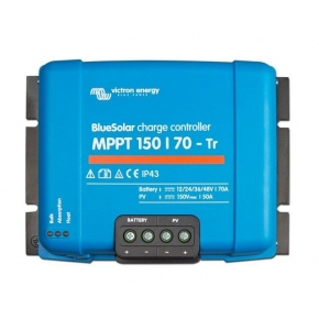 CONTROLADOR MPPT BLUESOLAR 150/70 (12/24/36/48-70A) VICTRON