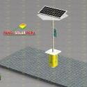 Modulo de carga solar de acero inoxidable con mesa