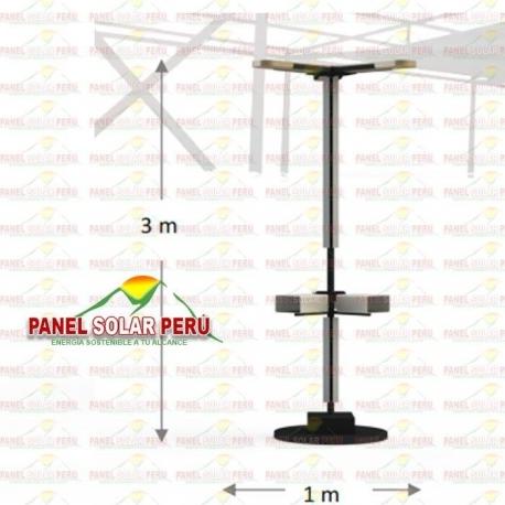 Modulo de carga solar
