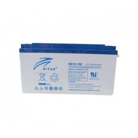Bateria Ritar 12v 150AH GEL