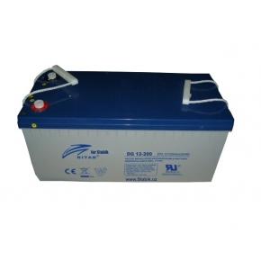 Bateria Ritar 12v 200Ah GEL Libre Mantenimiento