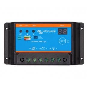 Controlador PWM BlueSolar Light Charge Controller 12/24V-30A