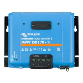 CONTROLADOR MPPT SMART SOLAR 150/70 Tr VICTRON