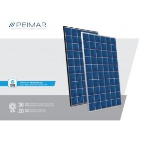 Panel Solar 285wp Policristalino Peimar Italian