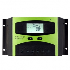 CONTROLADOR PWM LCD LD Solar 60A