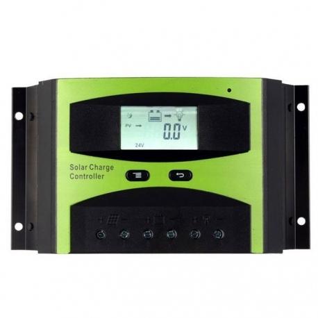 Regulador LD Solar 30A