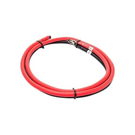CABLE 25mm2-4AWG PARA CONEXION CONTROLADOR - BATERIA