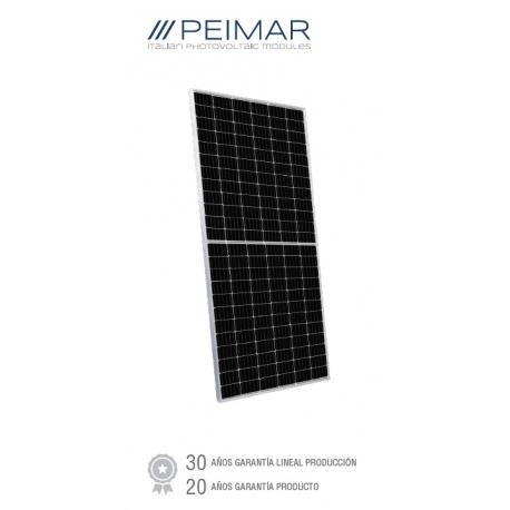 Panel Solar 450W Peimar Monocristalino Half Cell PERC Peimar Italian