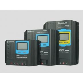 Controlador de Carga MPPT LD Solar 100V/30A