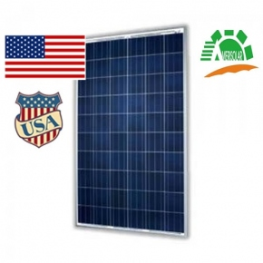 Panel Solar 100W Amerisolar Policristalino
