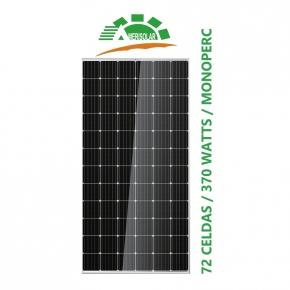 Panel Solar 370Wp Amerisolar Monocristalino PERC