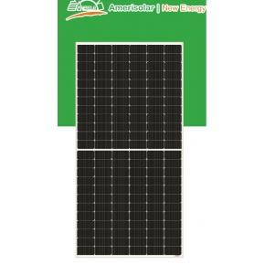 Panel Solar 460Wp Amerisolar Monocristalino PERC HALF CELL