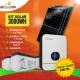Kit Solar Peru 3000W ECO Uso Diario: Refrigeradora Lg Smart Inverter, TV, Portátil. ONDA PURA Peru