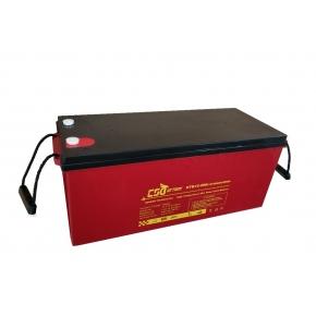 Bateria Solar Gel CSBattery 12v 200Ah ALTA TEMPERATURA