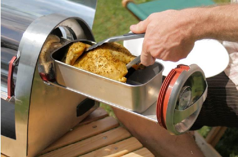 Cocina Solar GoSUN Sport